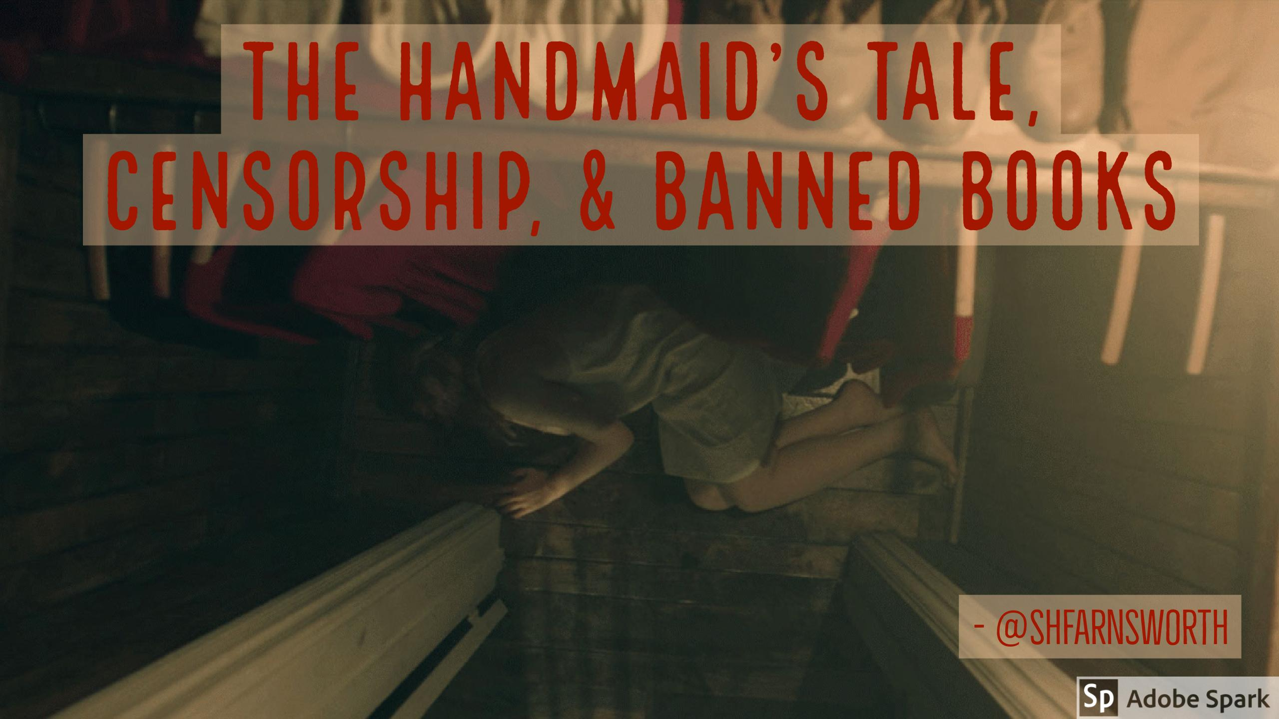 censorship in gilead and oceania essay English essays: handmaid's tale search  scrutiny in this novel include censorship, gender roles, family, war, fundamental religious groups, oppression and power .